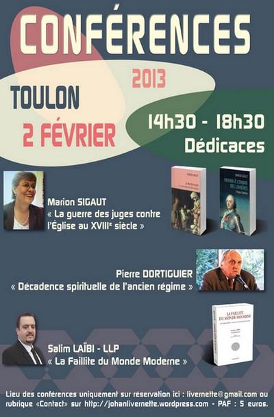 Conférence 2 février